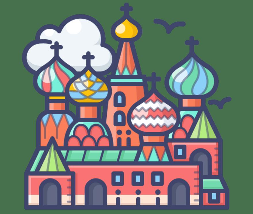 70 Beste Live Casinos in Russland 2021