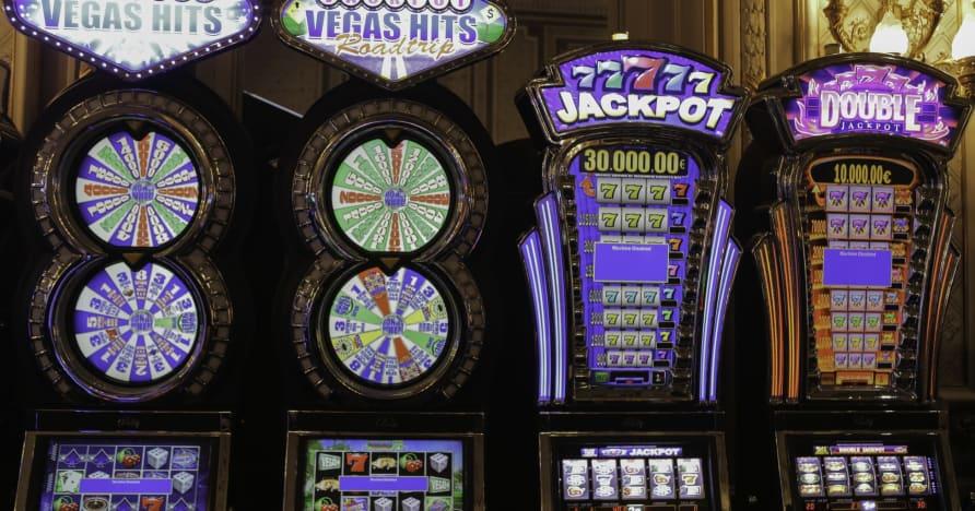 Top Ten der größten Jackpots