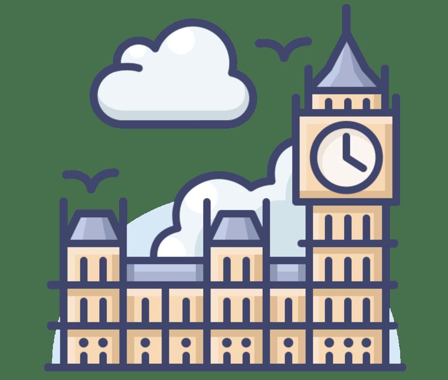 20 Beste Live Spielotheks in Großbritannien 2021
