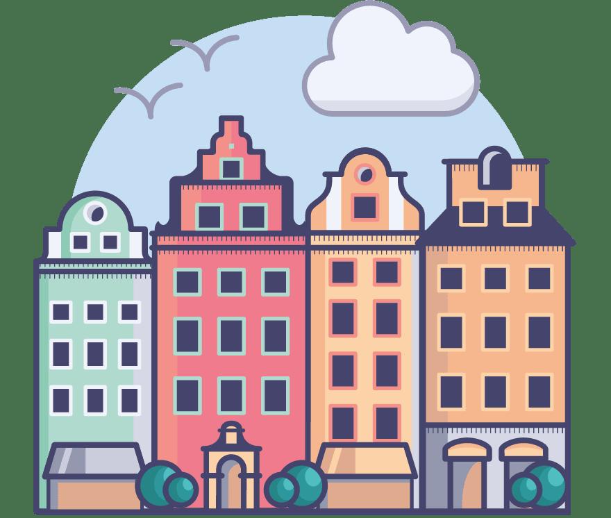 15 Beste Live Spielotheks in Schweden 2021