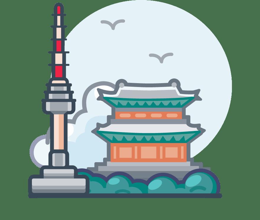 18 Beste Live Spielotheks in Südkorea 2021
